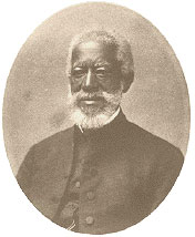 portrait of Alexander Crummell