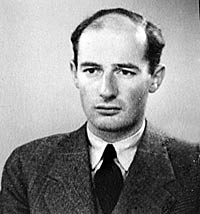 Raoul Wallenberg passport photo