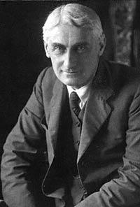 Photograph of Roland ALen.