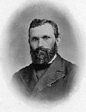 Portrait of Samuel Isaac Joseph Schereschewsky