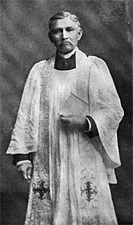 Photograph of Cornelius Hill.