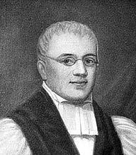 Portrait of John Henry Hobart