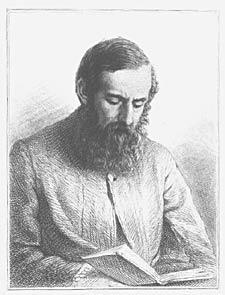 Engraving of John Coleridge Patteson